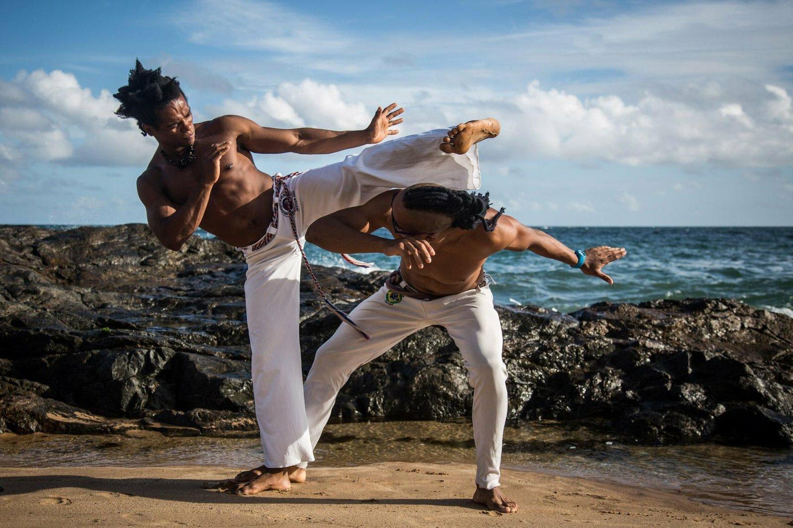 Капоэйра - что это, боевое искусство или танец? :: syl.ru