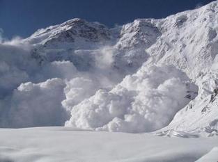 Классификация лавин и лавинная безопасность экстремала