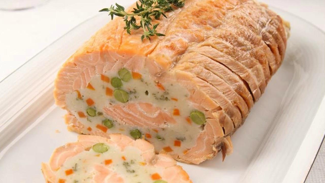 Рийет из лосося к завтраку – кулинарный рецепт