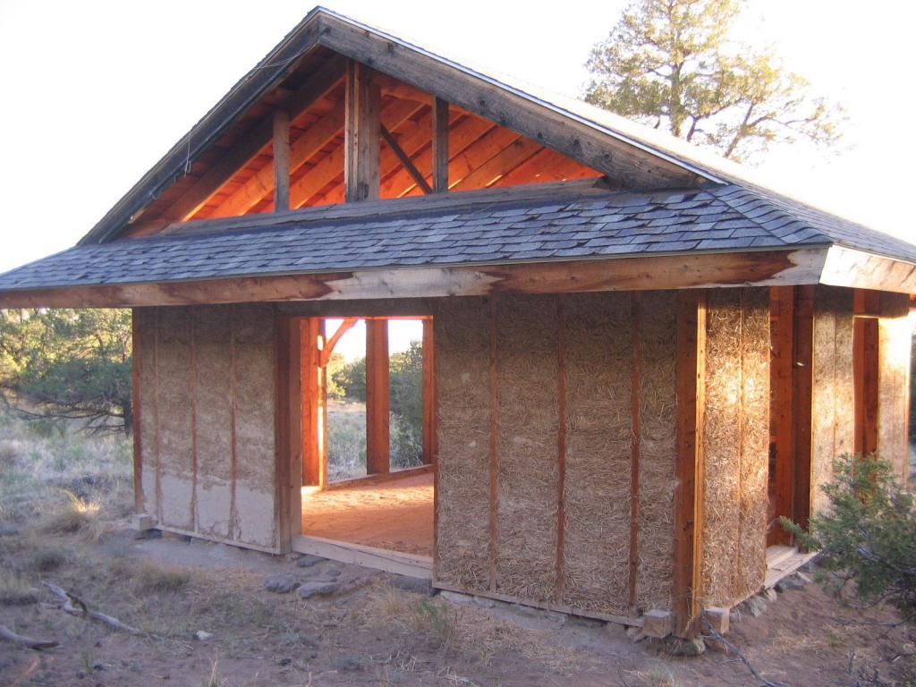 Строительство дома из самана своими руками