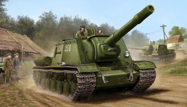Самоходная артиллерийская система