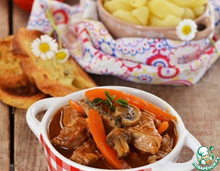 Жаркое в духовке (92 рецепта с фото) - рецепты с фотографиями на поварёнок.ру