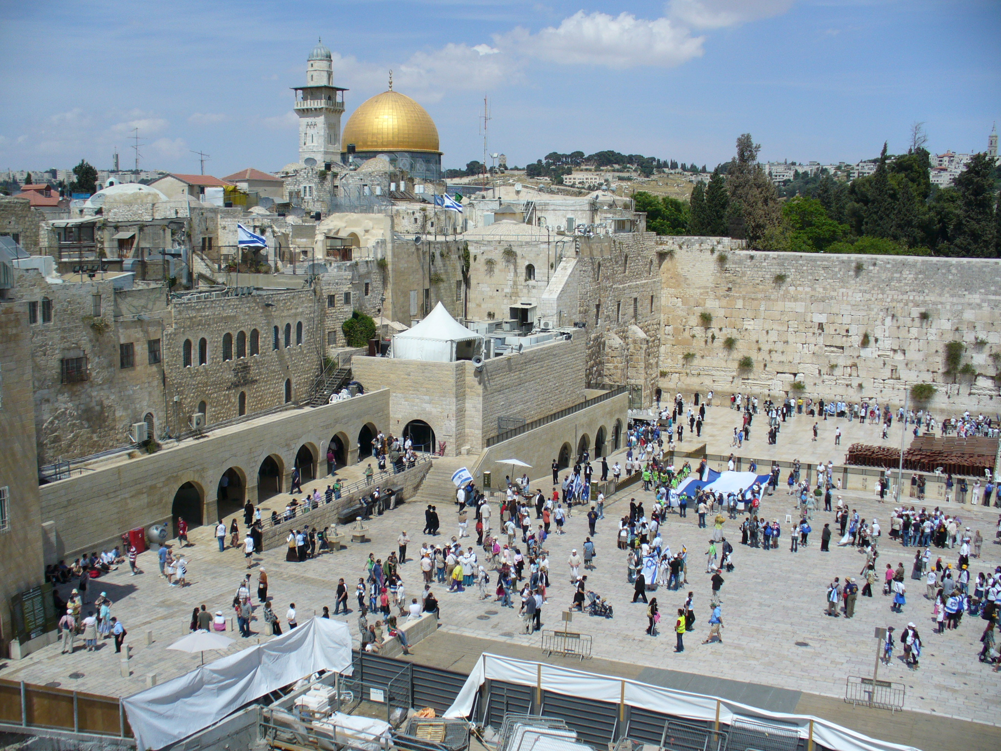 Стена плача и записки в иерусалиме (израиль): фото и история святыни