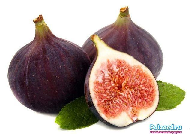 Инжир, фига, смоковница, винная ягода - это одно и тоже