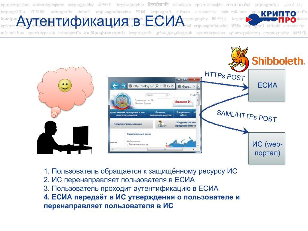 Есиа esia.gosuslugi.ru: официальный сайт, вход в личный кабинет