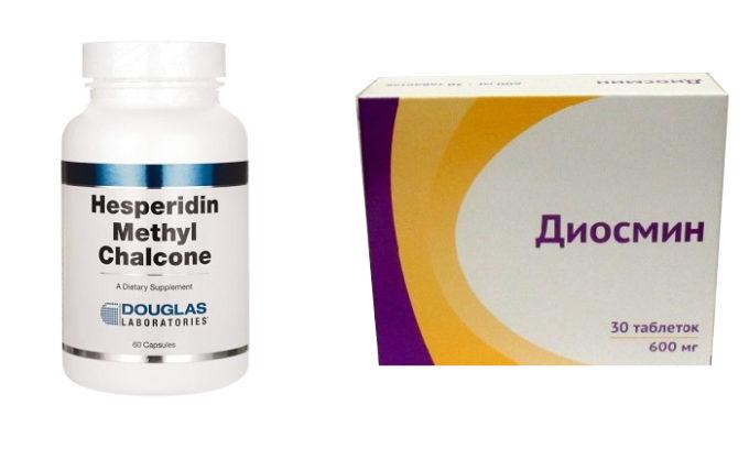 Вещество гесперидин: инструкция по применению, особенности приема