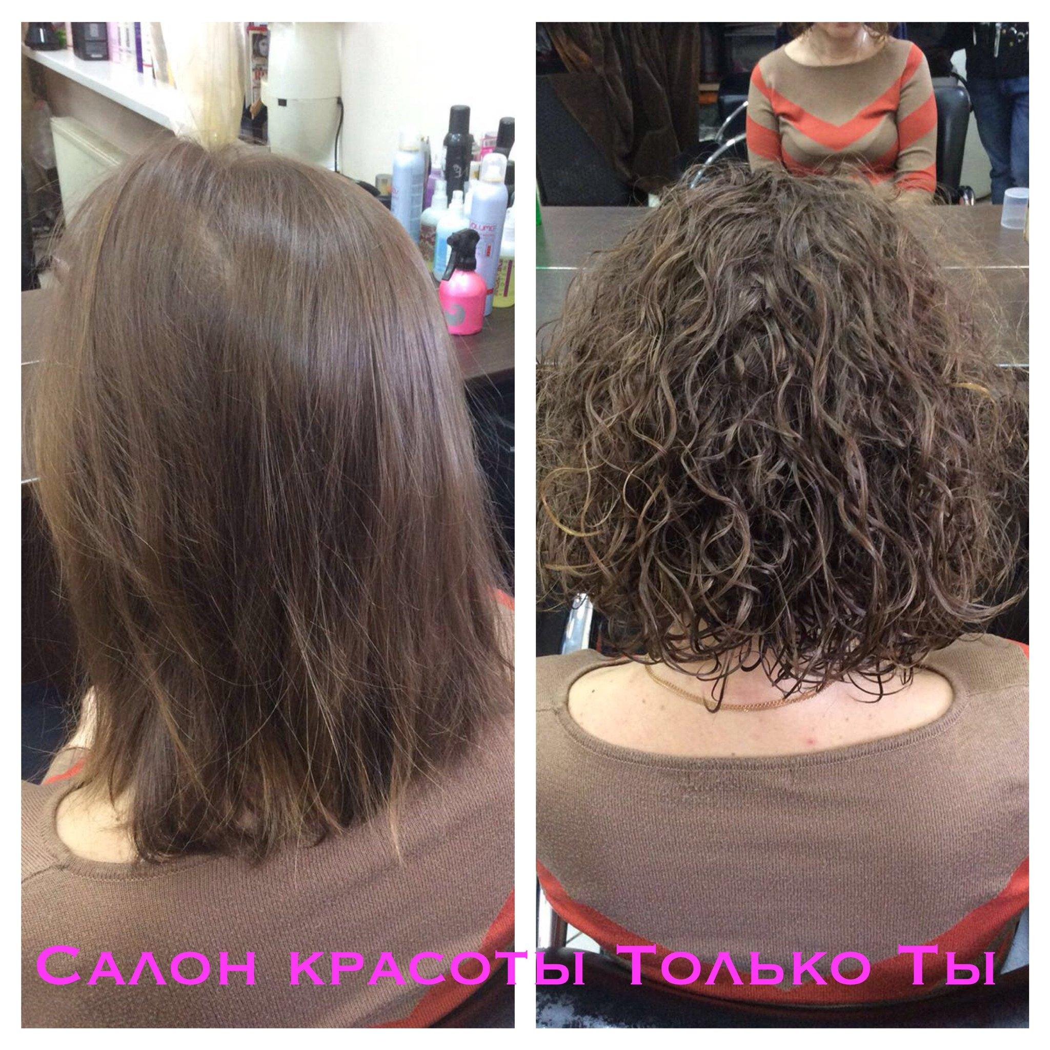 Биозавивка волос на средние волосы: крупные локоны. описание с фото, выбор средства, щадящая формула, размер завитка и особенности ухода после процедуры