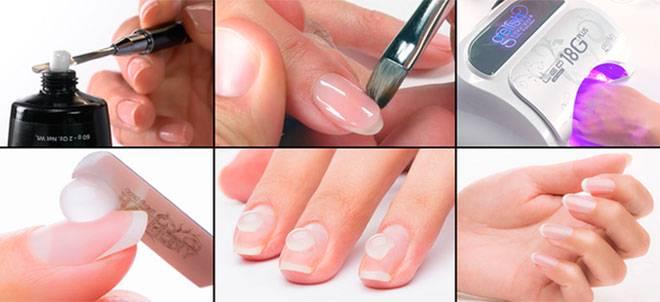 Топ-7 лучших полигелей для ногтей: обзор, отзывы