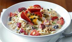 Что такое мюсли, фото, состав, с чем их готовить? с чем есть мюсли на завтрак?