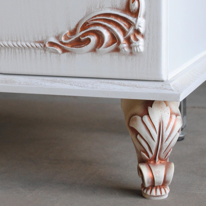 Что такое патина на мебели? патинированные кухонные фасады своими руками