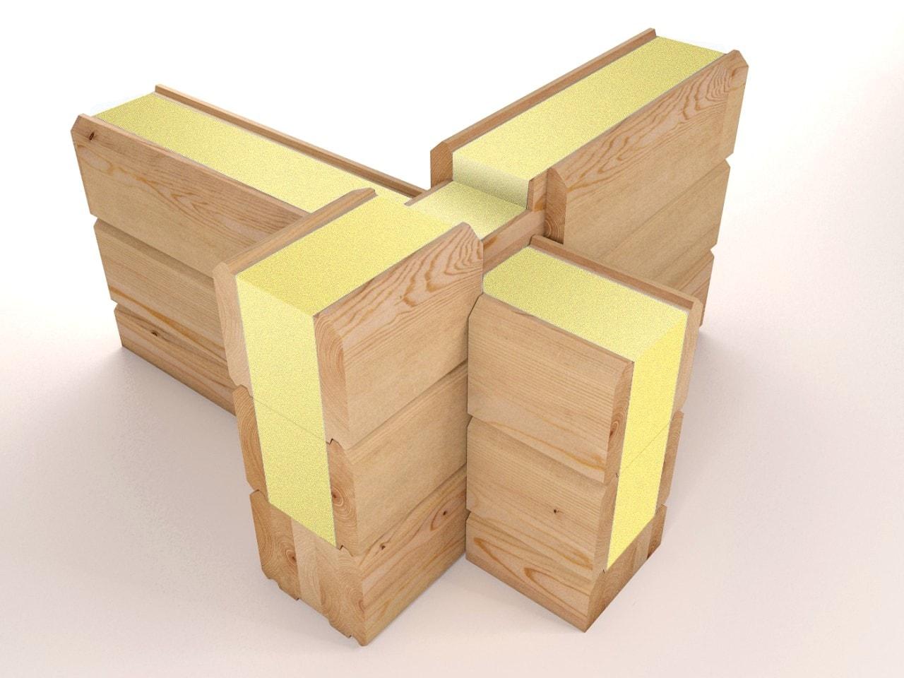 ?сравнение бруса и клеенного бруса - из чего лучше строить дом - блог о строительстве