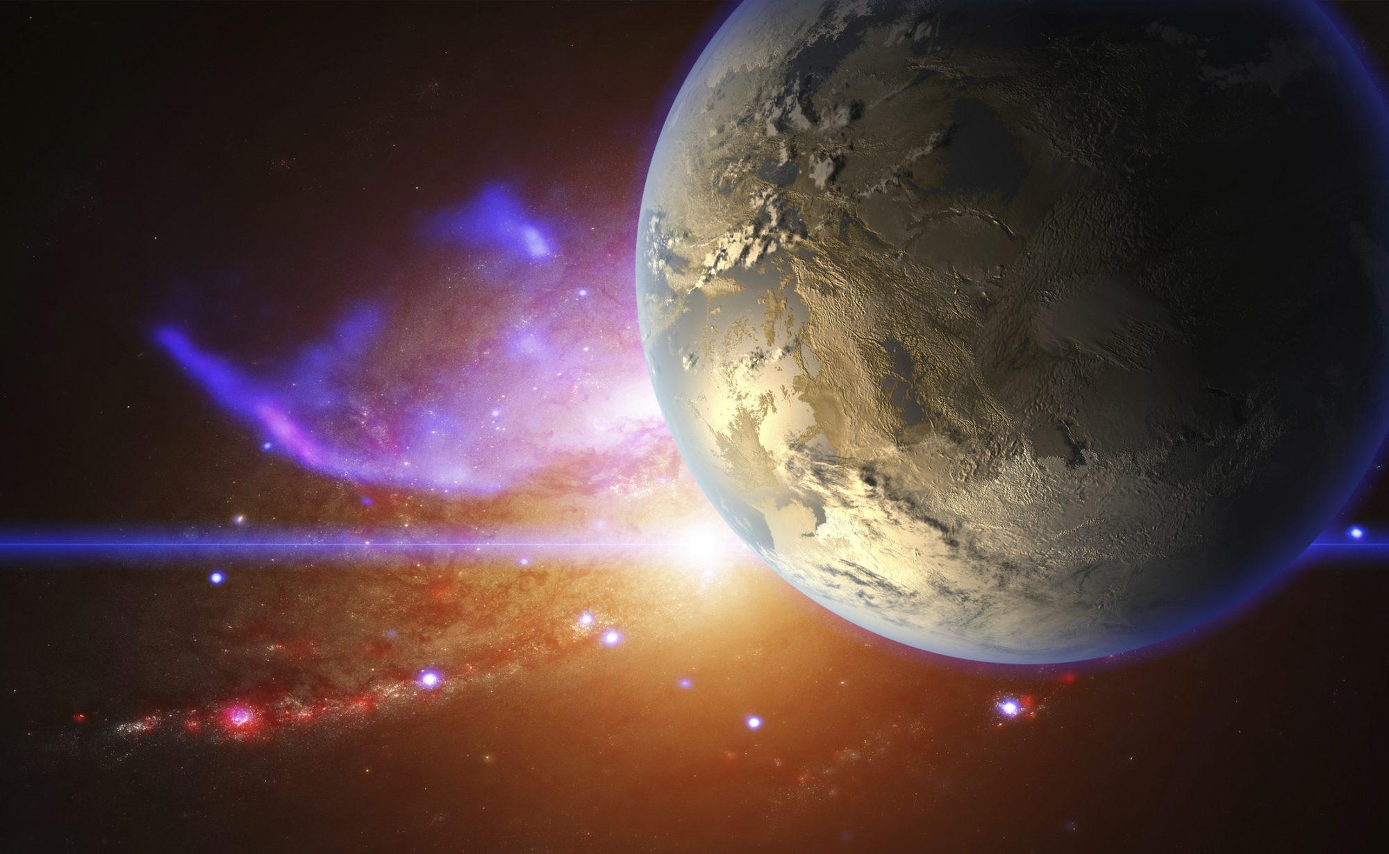 10 экзопланет, колонизацией которых, возможно, займутся наши потомки - hi-news.ru