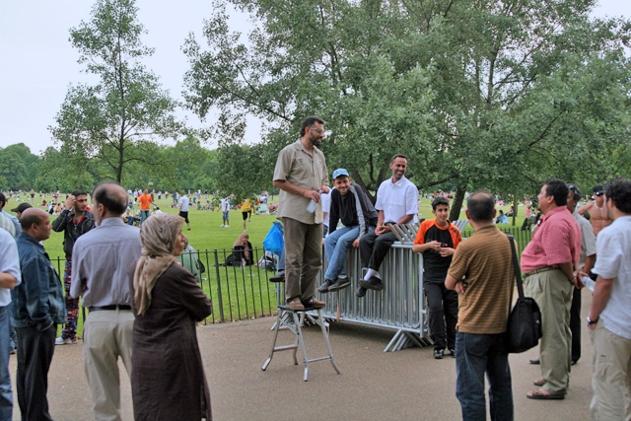 Гайд-парк что это такое? фото, история парка в лондоне