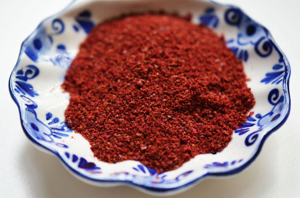 Приправа сумах: применение в кулинарии, рецепты соусов