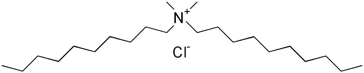 Дидецилдиметиламмоний хлорид — дезинфицирующее средство