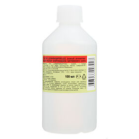 Антисептик хлоргексидин: инструкция по применению