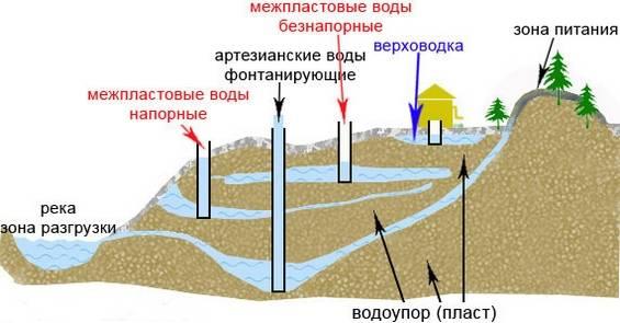Подземные воды. урок 24