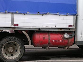 Сжиженные углеводородные газы - вики