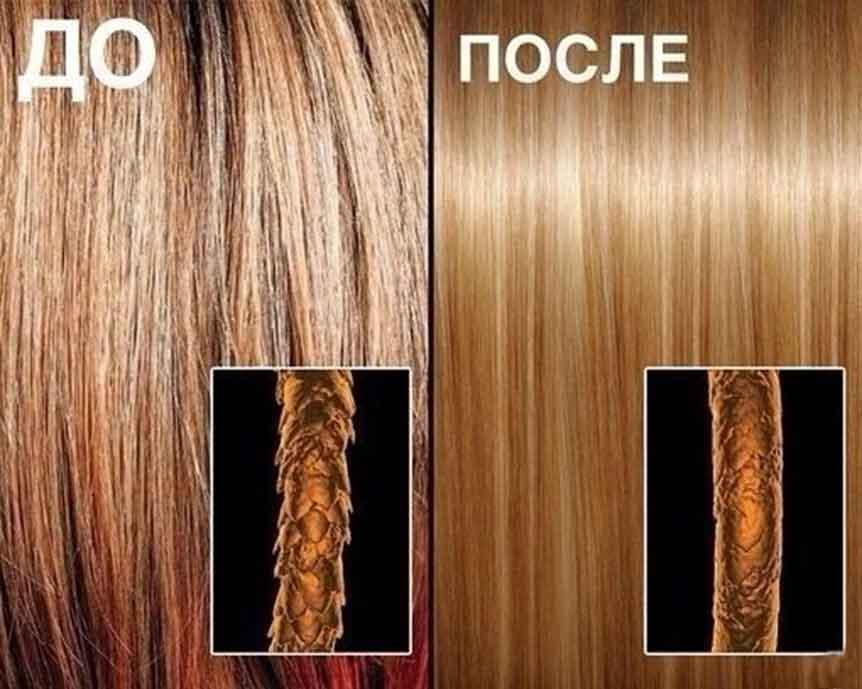 Кератиновое восстановление волос или кератирование: все о процедуре лечения волос кератином в домашних условиях и в салоне
