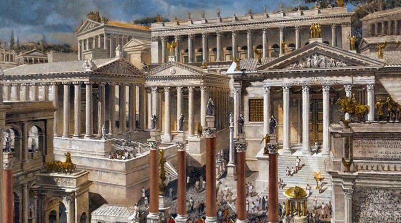 Сенат римской республики - senate of the roman republic
