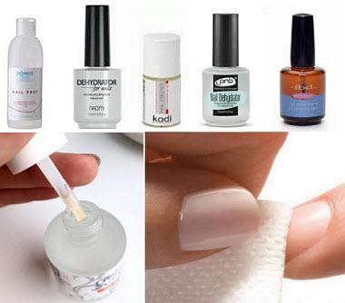 Обезжириватели для ногтей: состав, виды, чем заменить в домашних условиях