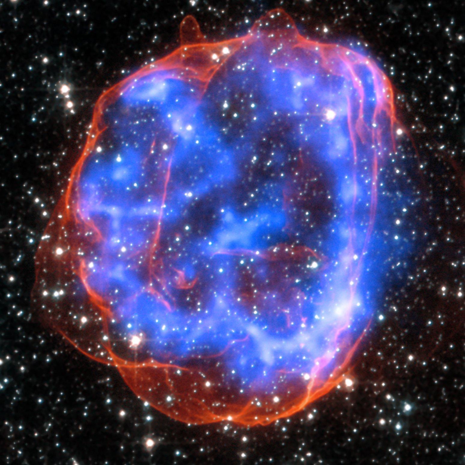 Сверхновая звезда