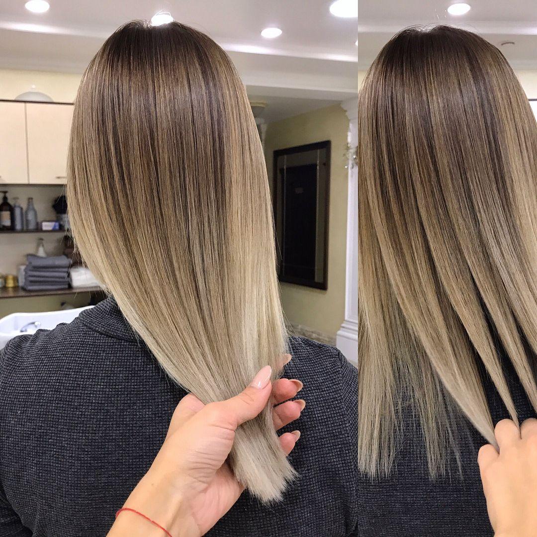 Шатуш и балаяж: в чем разница? 46 фото чем техники отличаются от брондирования и других способов окрашивания волос? что лучше для окрашивания коротких волос темной и русой краской?