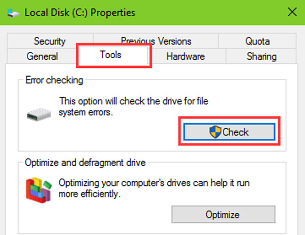 [solved] scanning and repairing drive stuck issue in windows 10 - driver easy