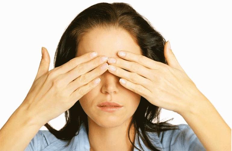 Улучшаем зрение при помощи простого упражнения