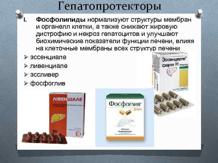 Что такое гепатопротекторы и какие из них доказано эффективные: классификация, список лучших препаратов