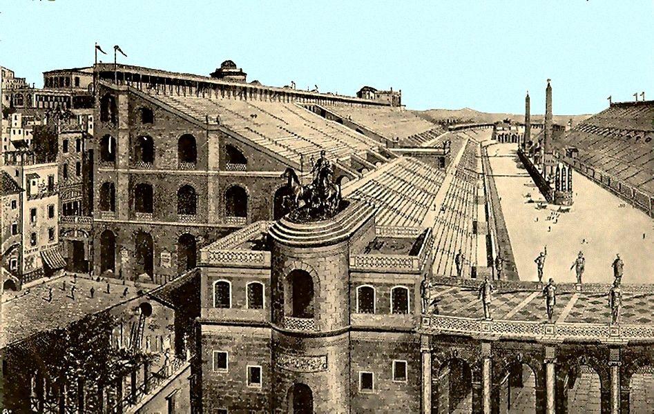 Цирк (древний рим) — википедия с видео // wiki 2