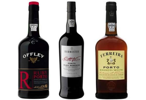 Портвейн — с чем и как пить