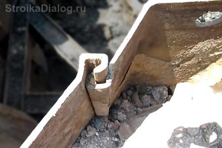 Шпунтовое ограждение котлована из труб, технология, устройство, цены в москве