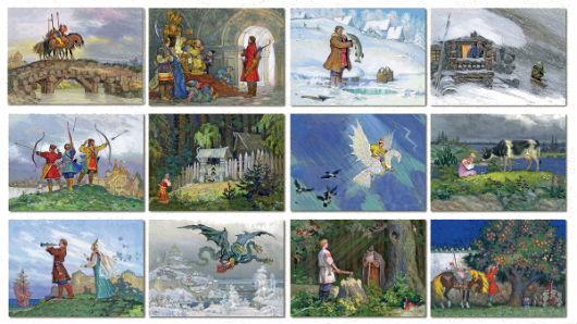 Русские народные сказки — википедия. что такое русские народные сказки