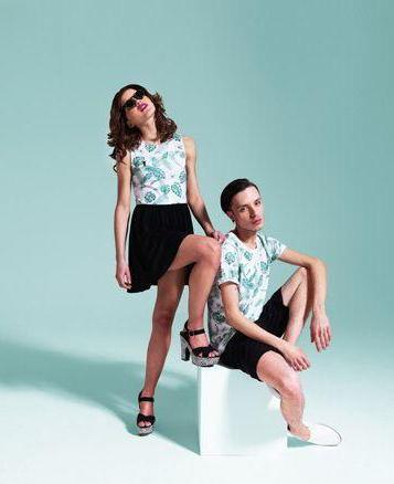 Стиль одежды унисекс в женском гардеробе, модные сочетания с фото