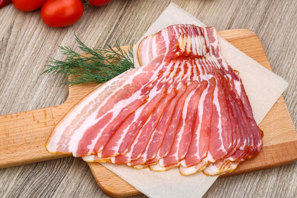 Бекон - описание, состав, калорийность и пищевая ценность - patee. рецепты