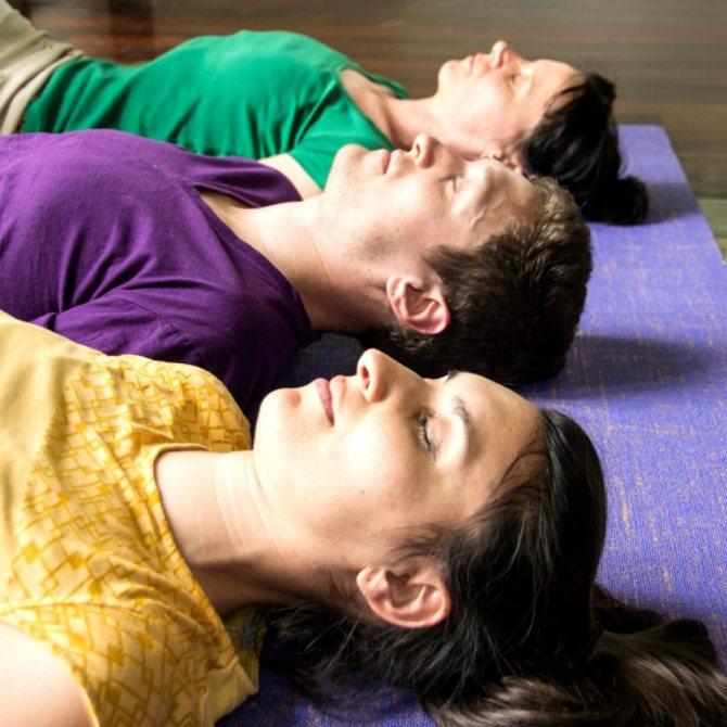 Йога нидра - 70 фото техники максимального расслабления всего организма