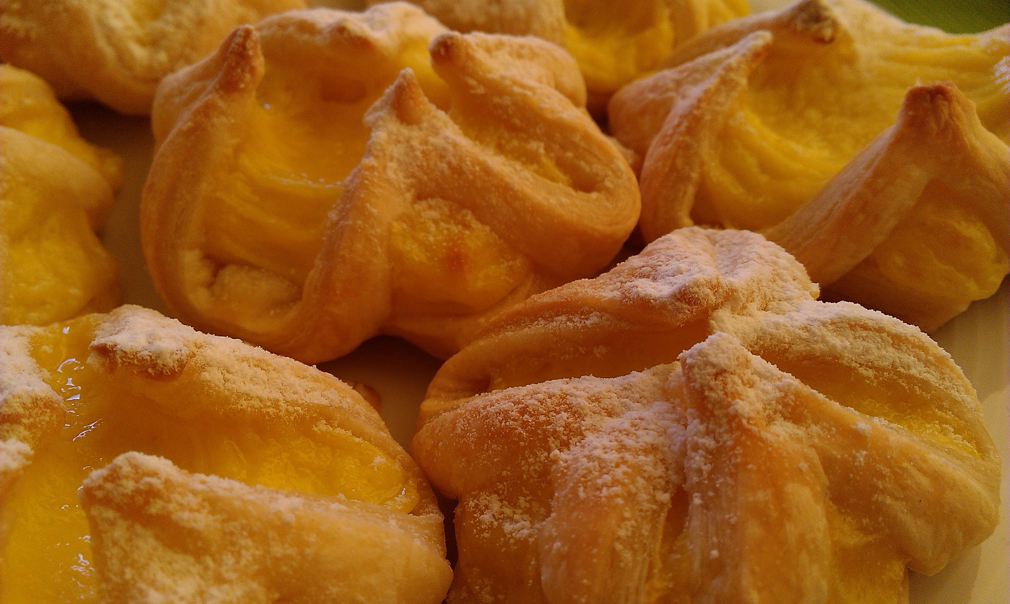 Булочки бриоши – кулинарный рецепт