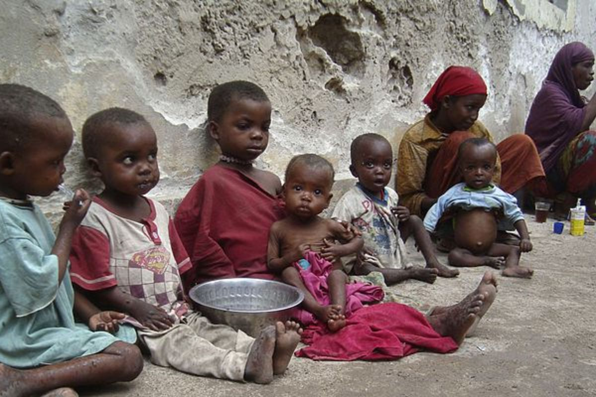6 видов голода, который испытывает каждый современный человек