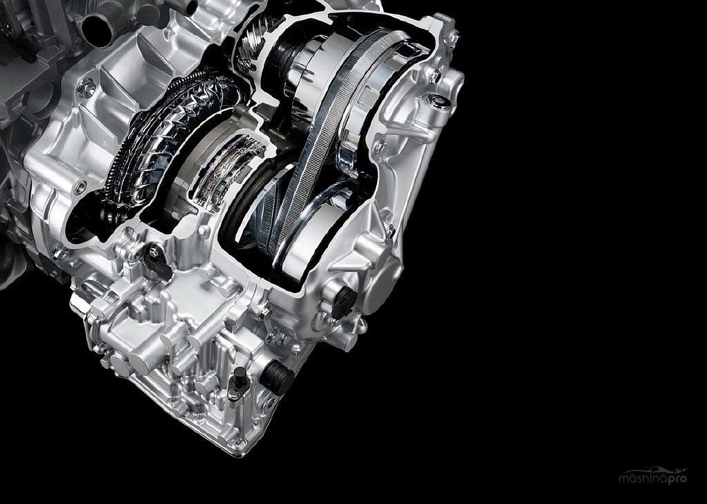 Как устроен вариатор на автомобиле: принцип работы плюсы минусы