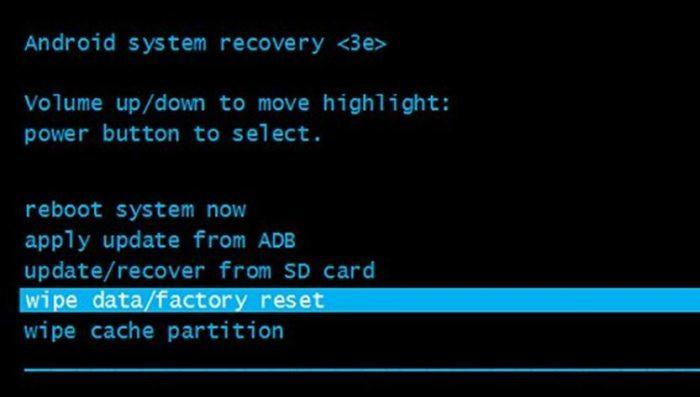 Wipe cache partition что это такое на android? (плюс перевод на русский). wipe на андроид. как правильно выполнить сброс настроек