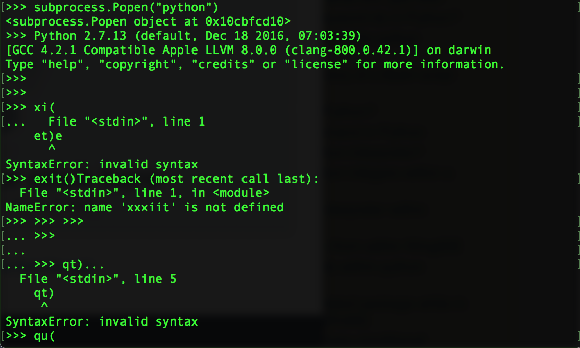 Как работает python - интерпретатор, байт-код, pvm