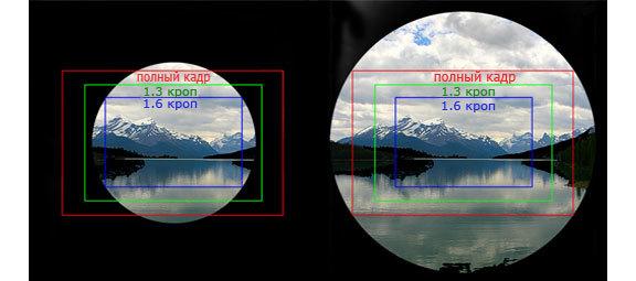 Кроп-фактор в фотоаппаратах (29 фото): что это такое? что значит кропнутая зеркальная камера? чем отличается полнокадровый фотоаппарат от кропа?