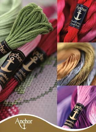 Какие бывают нитки для вышивки