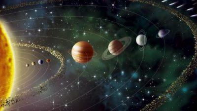 Парад планет: как он влияет на землю и частое ли это явление?