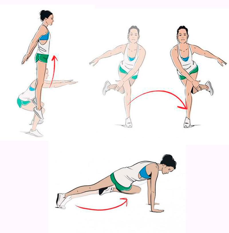 Виит (hiit): польза и вред, эффективность для похудения, особенности занятий