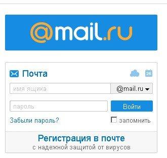 Как пишется адрес электронной почты