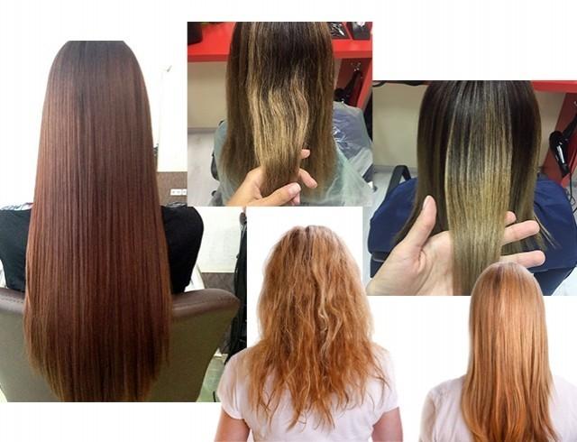 Что такое кератиновое выпрямление волос? в чем его плюсы и минусы? | modna pricha  ✄