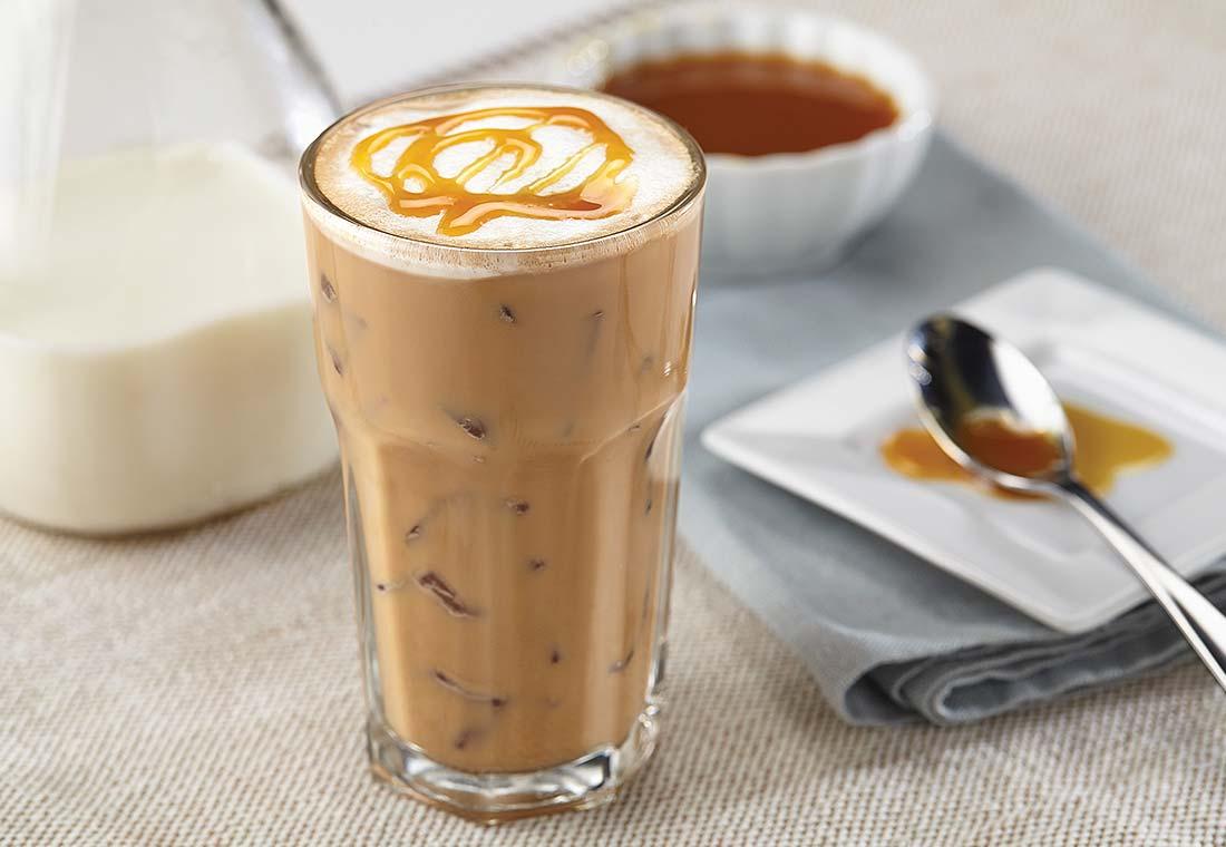 Кофе фраппе- напиток, спасающий от зноя
