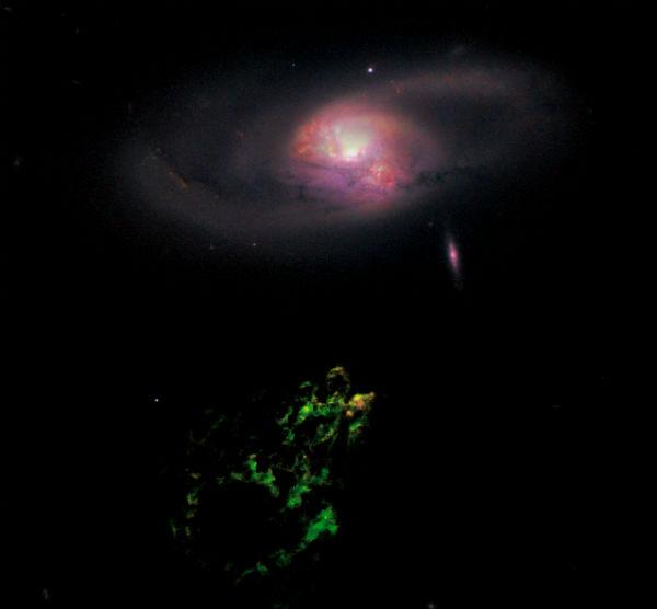 Активное ядро галактики